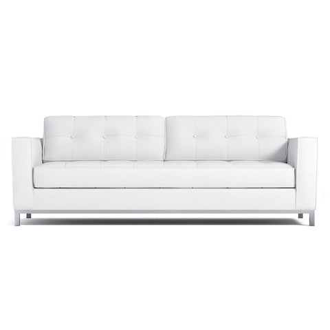 Fillmore Queen Size Sleeper Sofa in WHITE - CLEARANCE