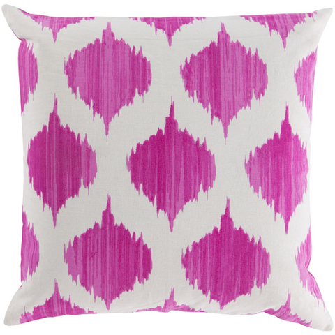 Finch Toss Pillow MAGENTA - Apt2B