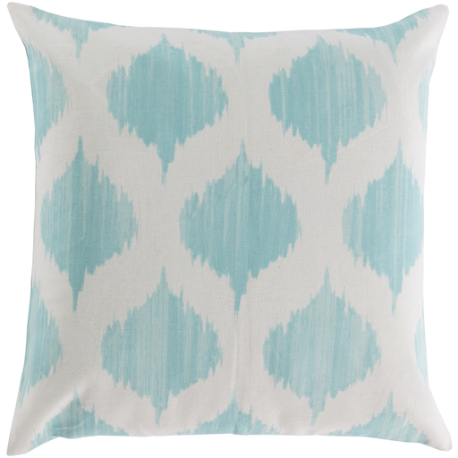Finch Toss Pillow MINT