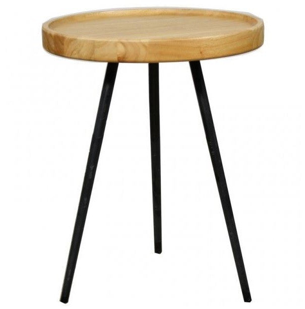 Foley End Table NATURAL