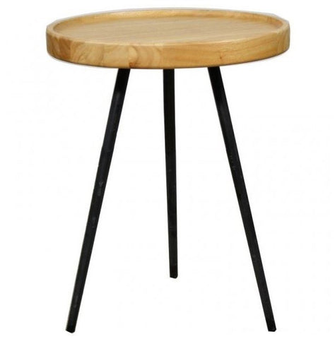 Foley End Table NATURAL - Apt2B