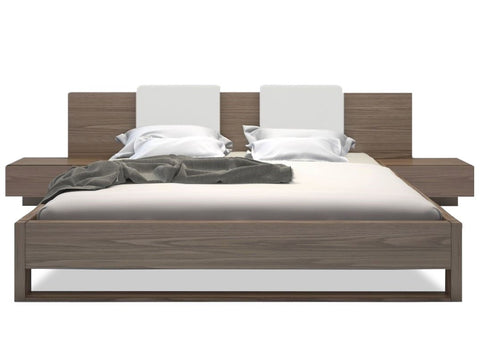 Gault Platform Bed WALNUT - Apt2B - 1