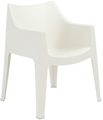 Geyser Outdoor Chair WHITE - Apt2B - 1