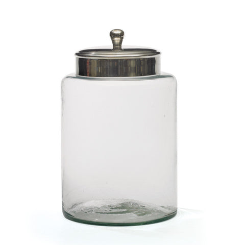 Glass Storage Jar LARGE - Apt2B