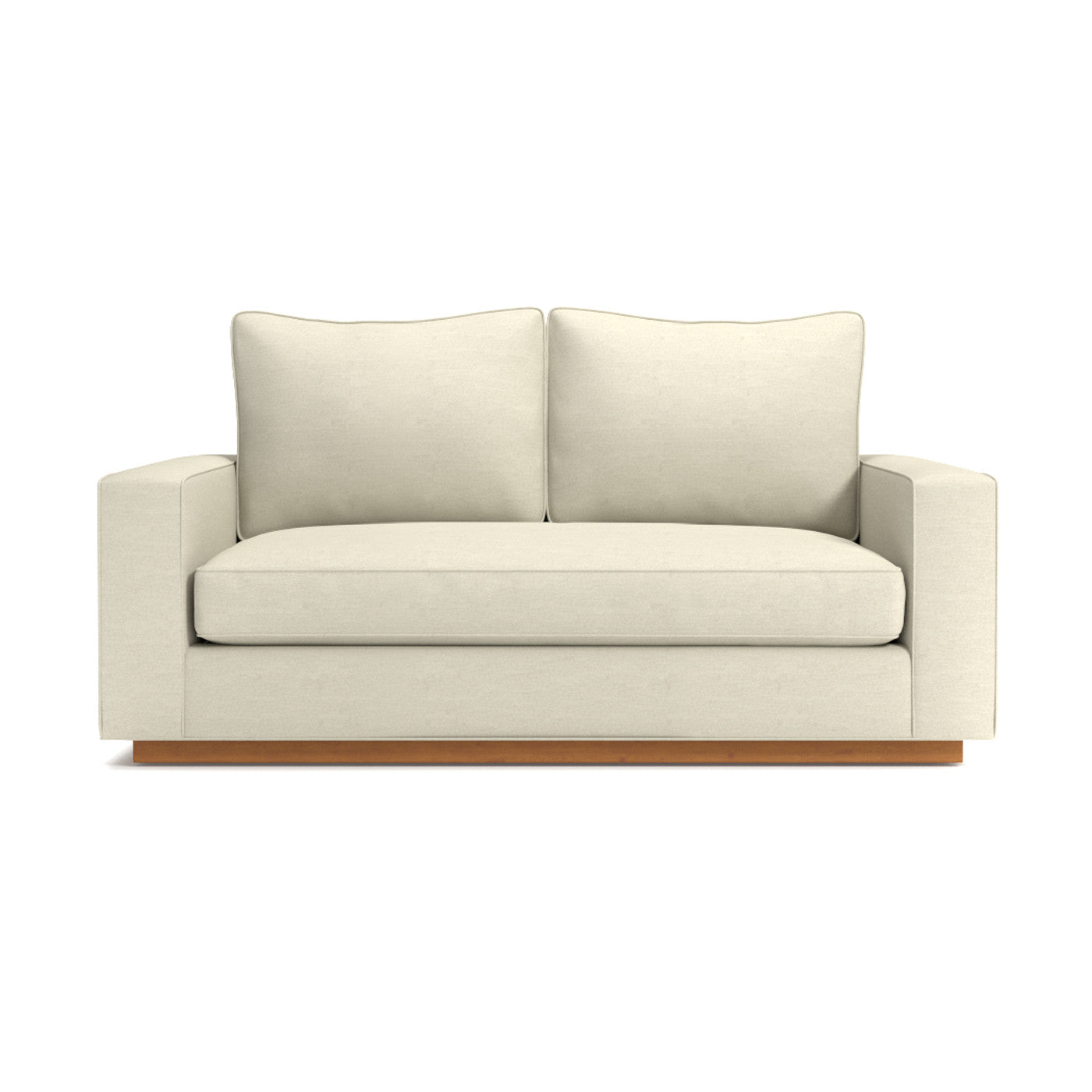 Harper Apartment Size Sofa from Kyle Schuneman CHOICE OF FABRICS