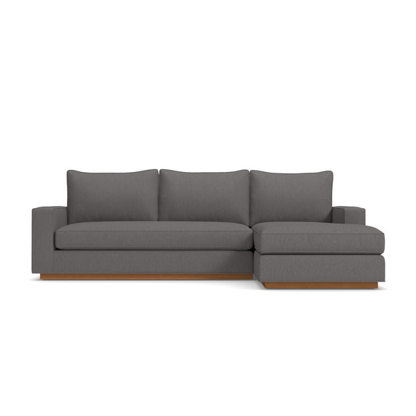 Harper 2pc Sectional From Kyle Schuneman CHOICE OF FABRICS   Apt2B   19.  Harper 2pc Sleeper Sectional