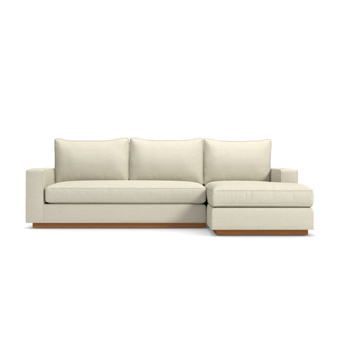 Harper 2pc Sectional from Kyle Schuneman CHOICE OF FABRICS - Apt2B - 1