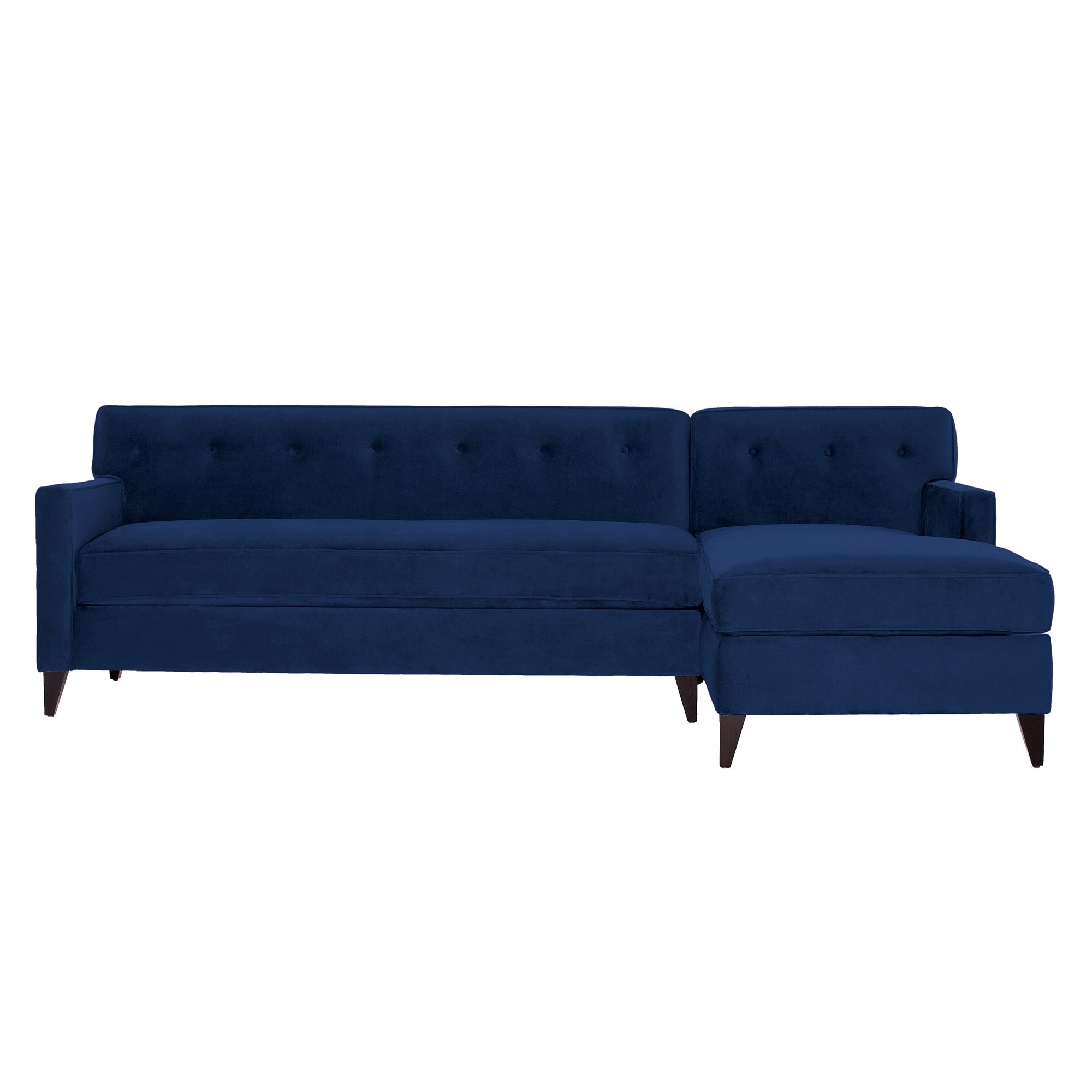 Harrison 2pc Sectional Sofa From Kyle Schuneman CHOICE OF FABRICS