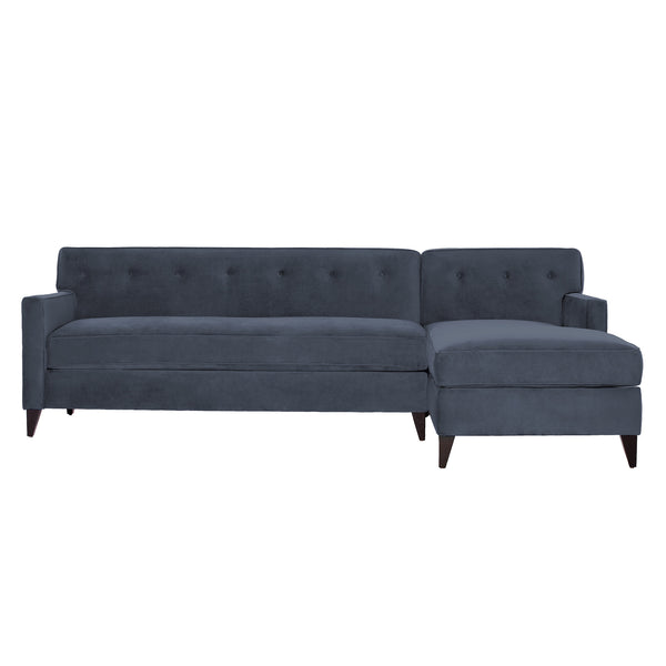 Harrison 2pc Sectional Sofa From Kyle Schuneman CHOICE OF FABRICS   Apt2B    5