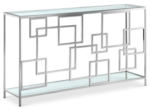 Hines Console Table GLASS - Apt2B