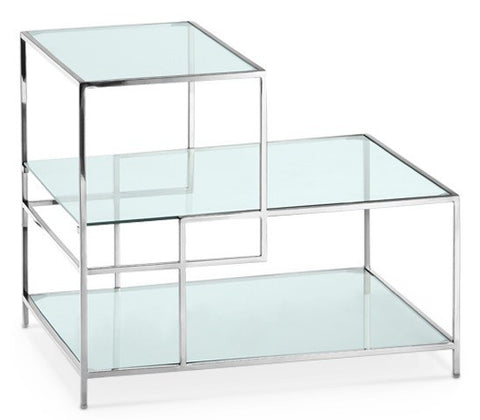 Muse Side Table CHROME - Apt2B