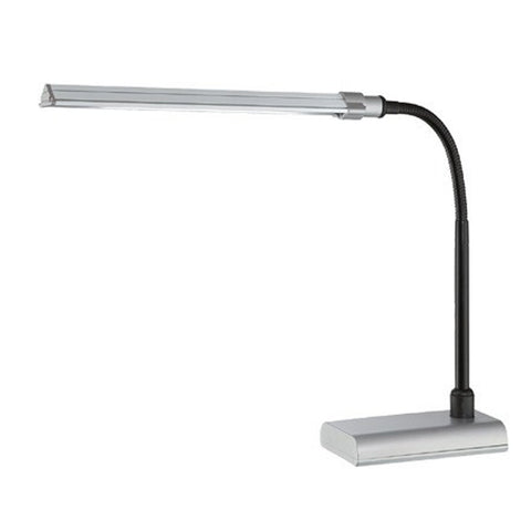 Hobart LED Table Lamp SILVER - Apt2B