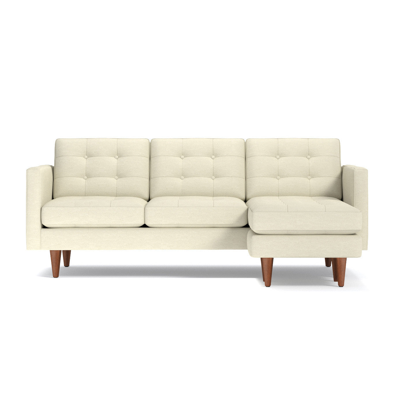 Lexington Reversible Chaise Sofa  sc 1 st  Apt2B : cream chaise sofa - Sectionals, Sofas & Couches