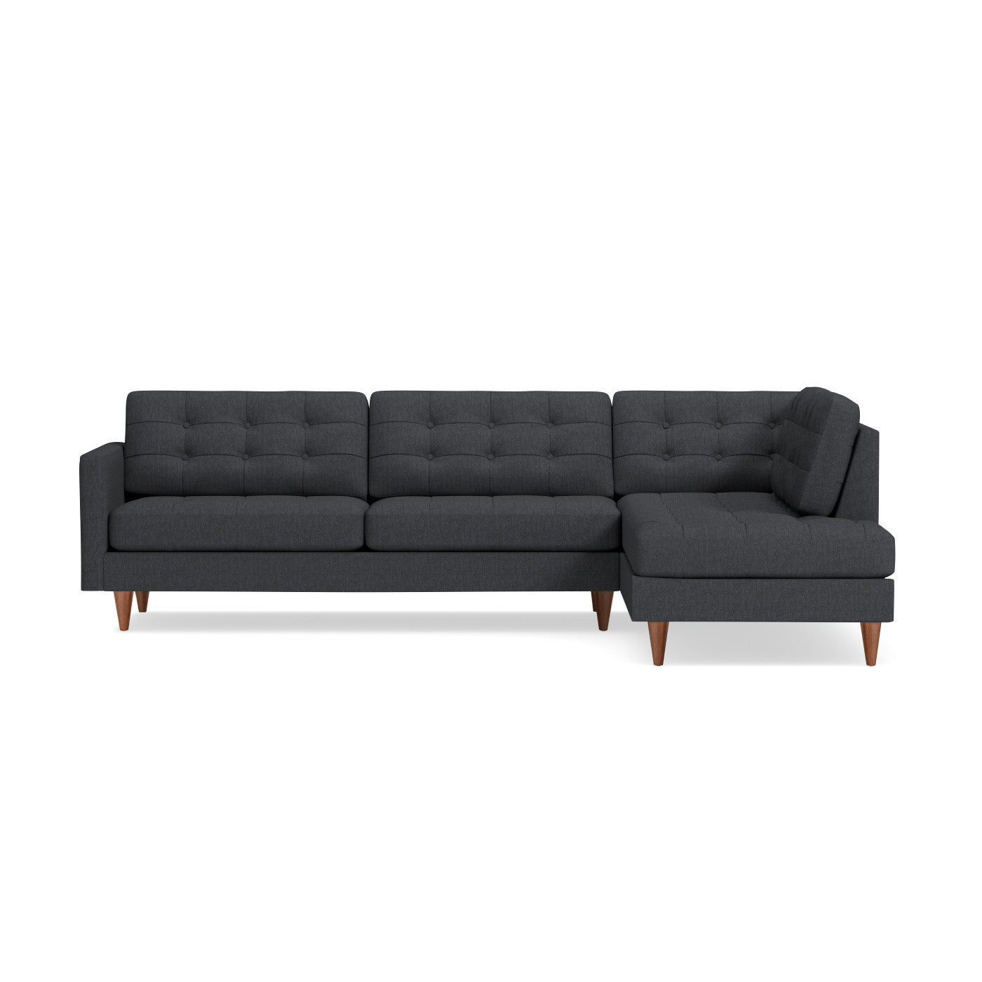Lexington 2pc Sectional Sofa  sc 1 st  Apt2B : charcoal sectional with chaise - Sectionals, Sofas & Couches