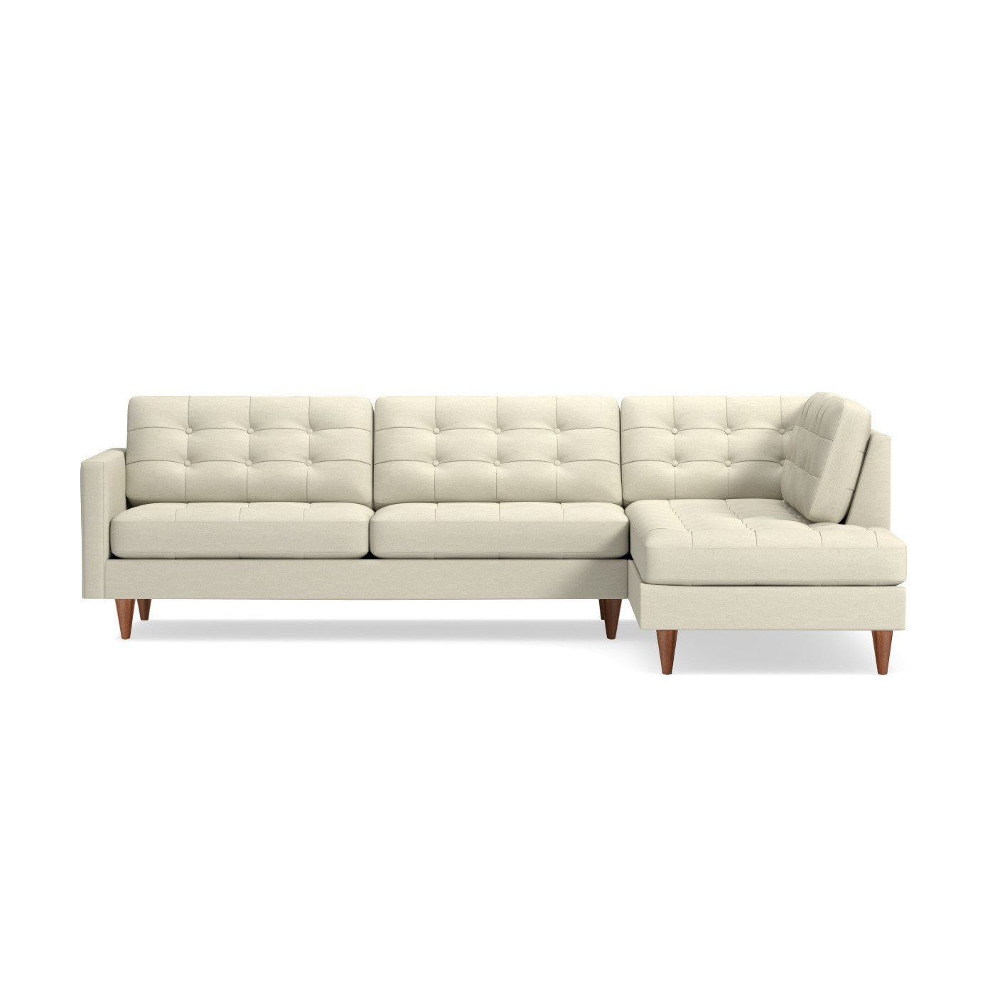 Lexington 2pc Sectional Sofa  sc 1 st  Apt2B : cream sectional couch - Sectionals, Sofas & Couches