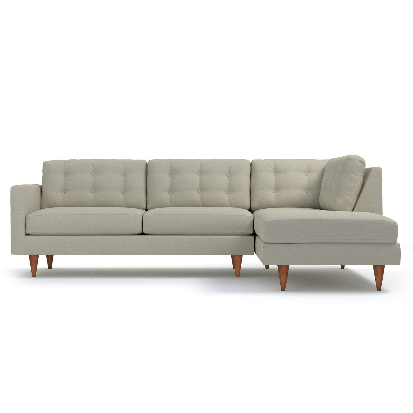 Logan 2pc Sectional Sofa  sc 1 st  Apt2B : cream sectional couch - Sectionals, Sofas & Couches
