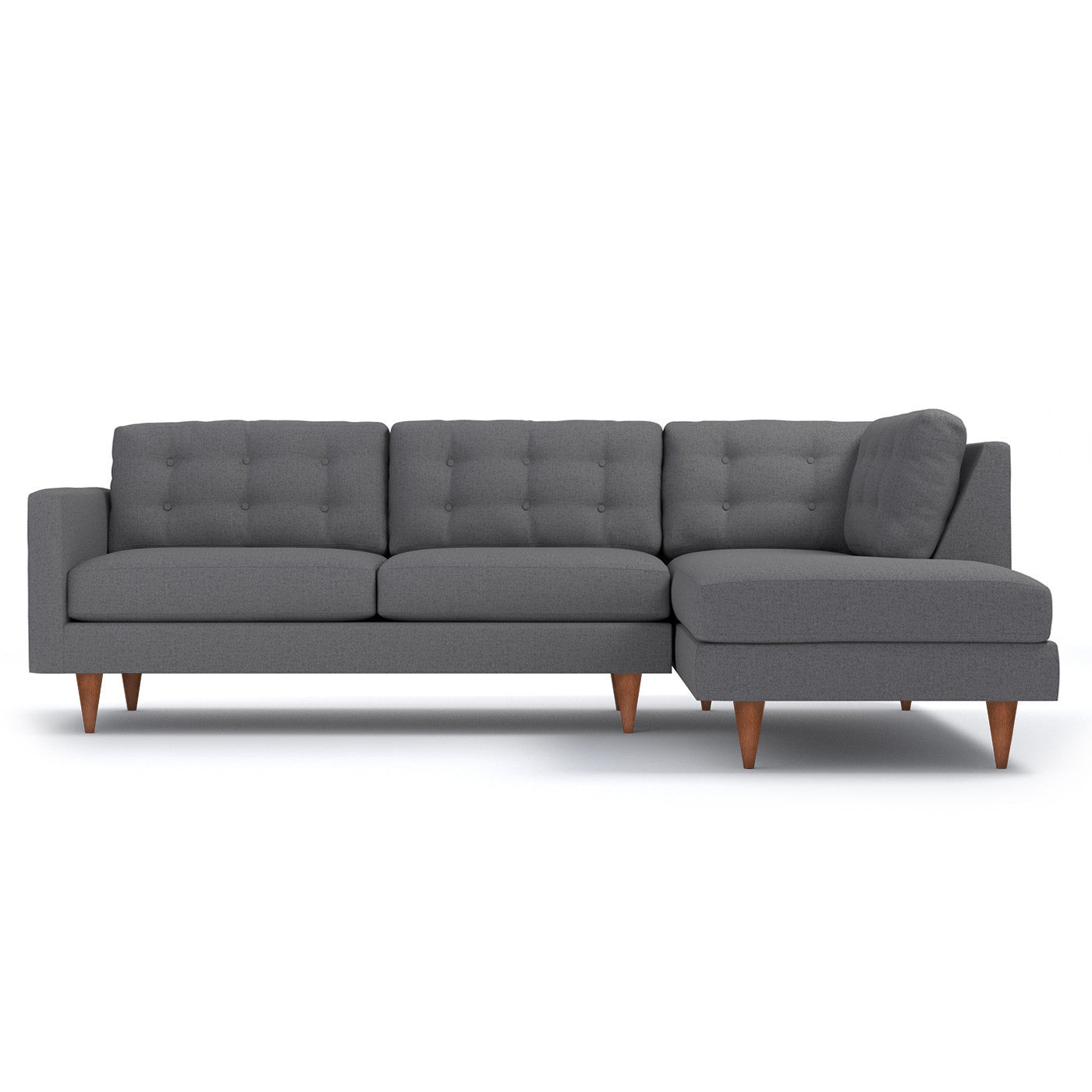 Logan 2pc Sectional Sofa  sc 1 st  Apt2B : 2 piece sectional couch - Sectionals, Sofas & Couches