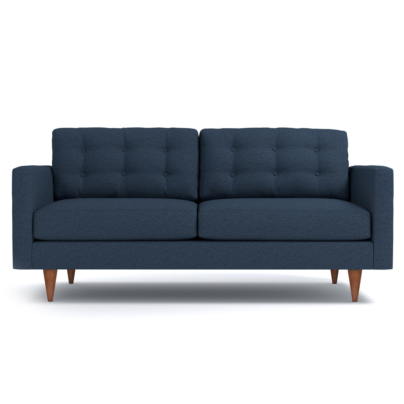 Logan Apartment Size Sofa CHOICE OF FABRICS