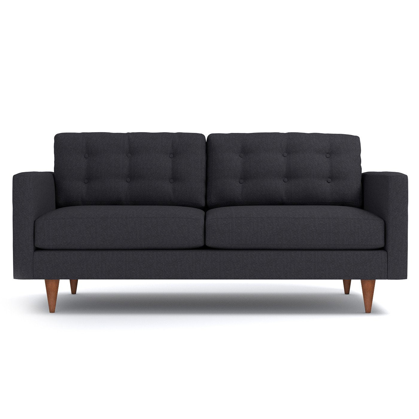 Logan Apartment Size Sofa - Choice of Fabrics - Apt2B
