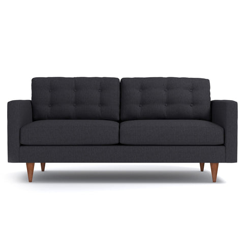 Logan Apartment Size Sofa From Kyle Schuneman CHOICE OF FABRICS