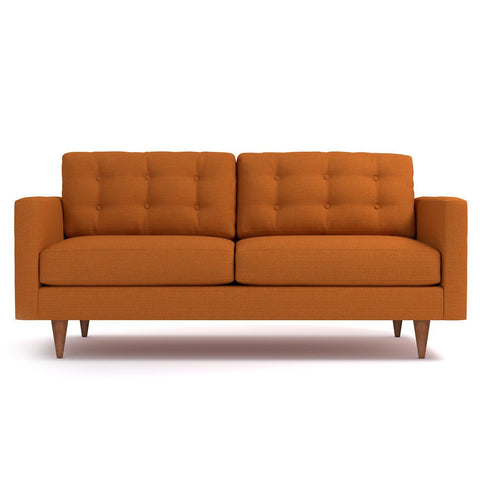 Logan Apartment Size Sofa in SWEET POTATO - CLEARANCE