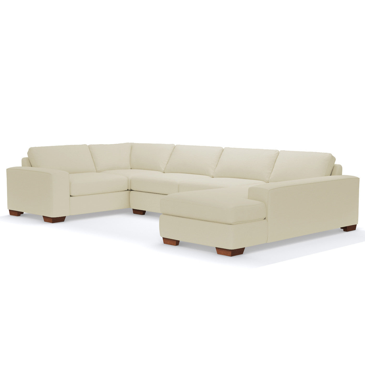 Melrose 3 Piece Modern Sectional Sofa – Apt2B