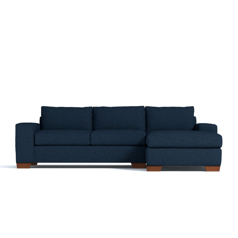 Melrose 2pc Sectional Sleeper Sofa CHOICE OF FABRICS