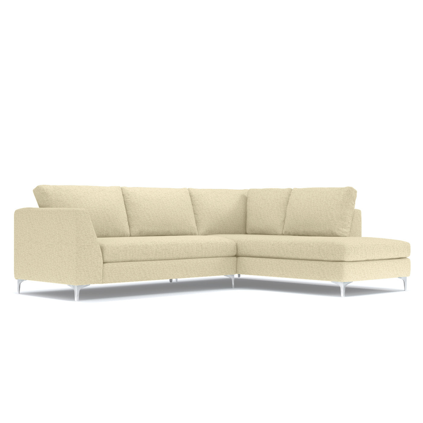 Home Furniture Mulholland Two Piece Sectional Sofa – Apt2B