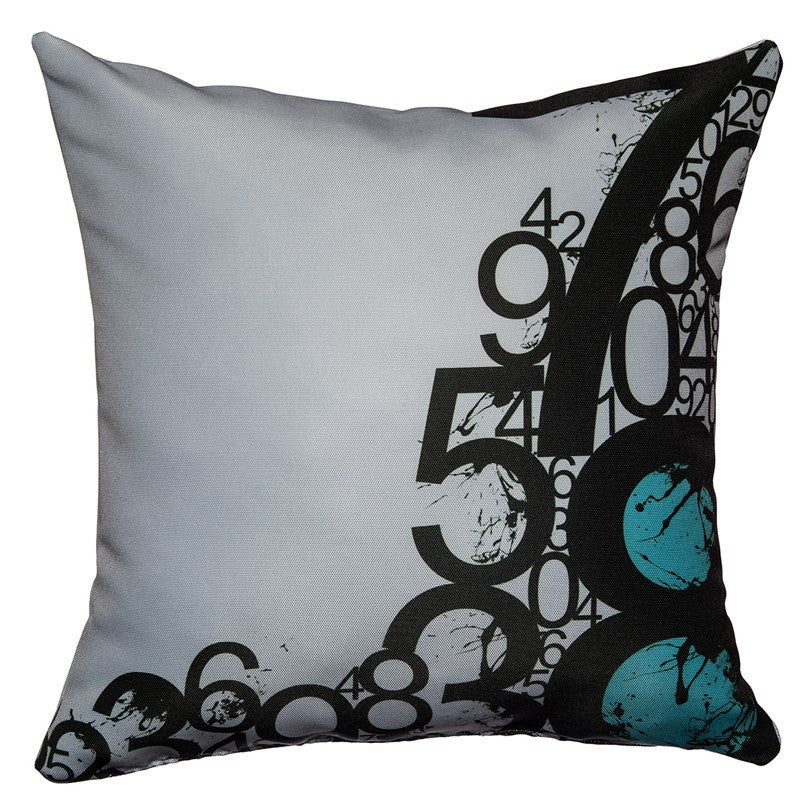 Maxwell Dickson Toss Pillow COUNTDOWN