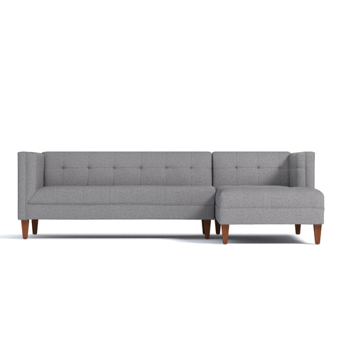 Pacific 2pc Sectional Sofa CHOICE OF FABRICS