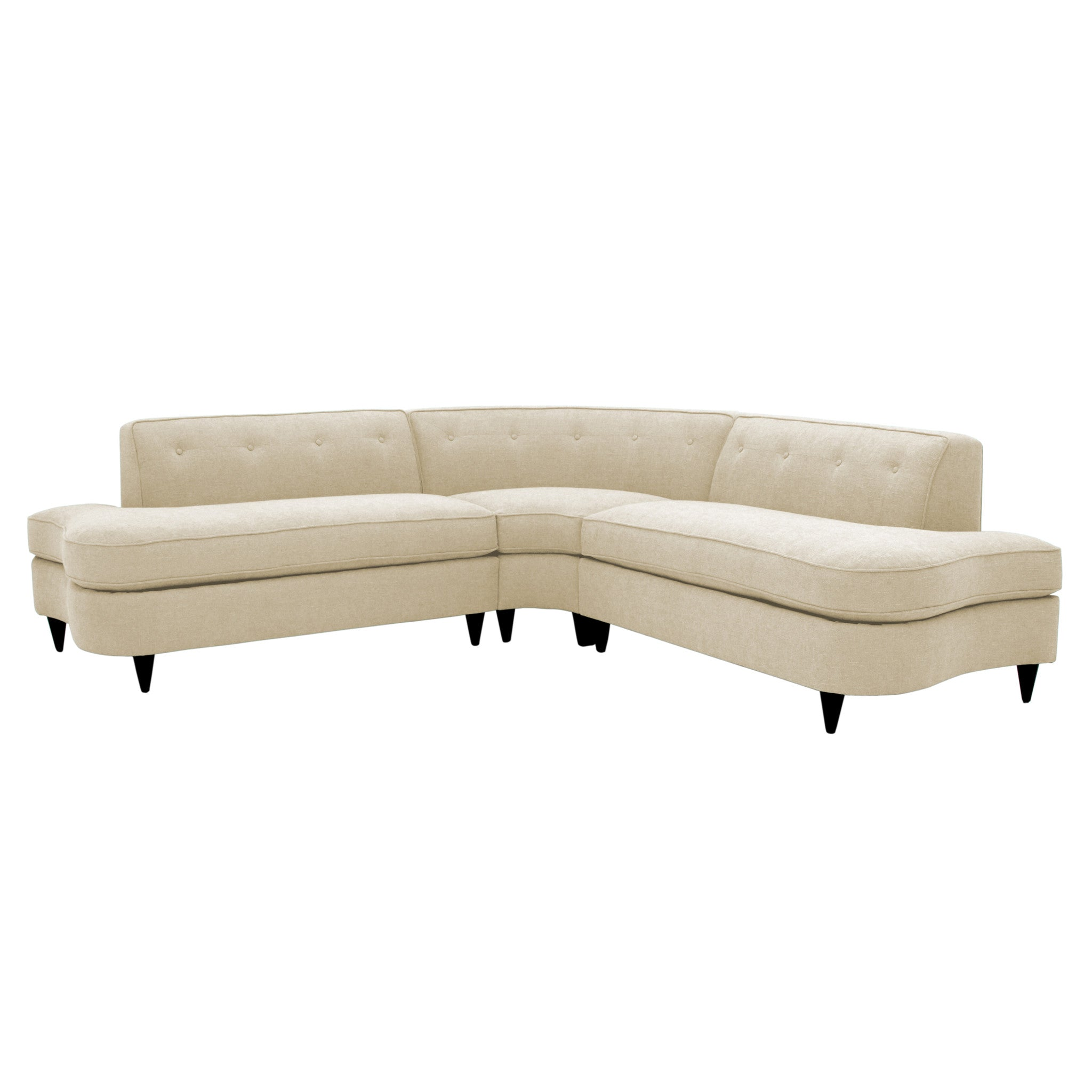 Palisades 3pc Sectional Sofa