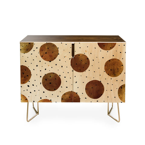 Credenza by Georgiana Paraschiv MIXED DOTS