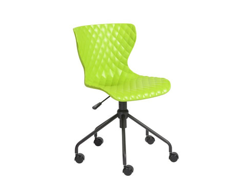 Pruitt Swivel Office Chair LIME - Apt2B - 1
