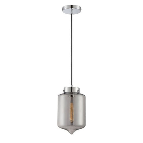 Ramsay Pendant Lamp CHROME - Apt2B