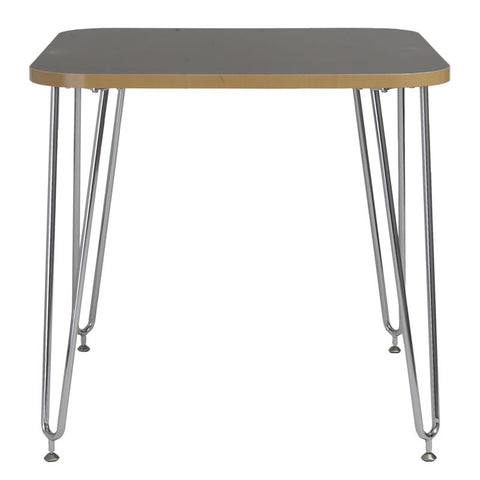 Rosemead Table GRAY/CHROME - Apt2B