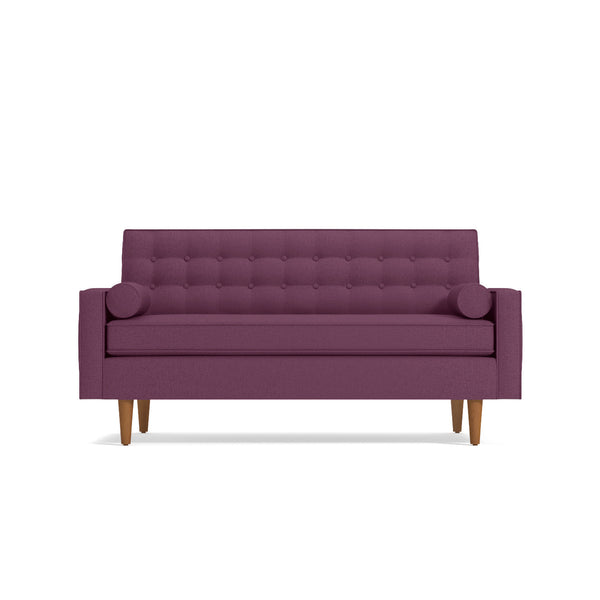 Saturn apartment size sofa choice of fabrics apt2b - Apartment size sectional couch ...