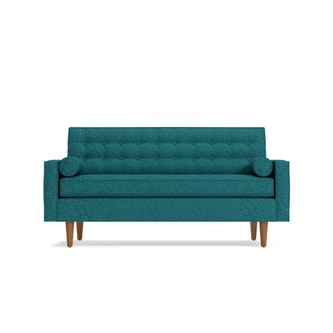 Saturn Loveseat in CHICAGO BLUE - CLEARANCE