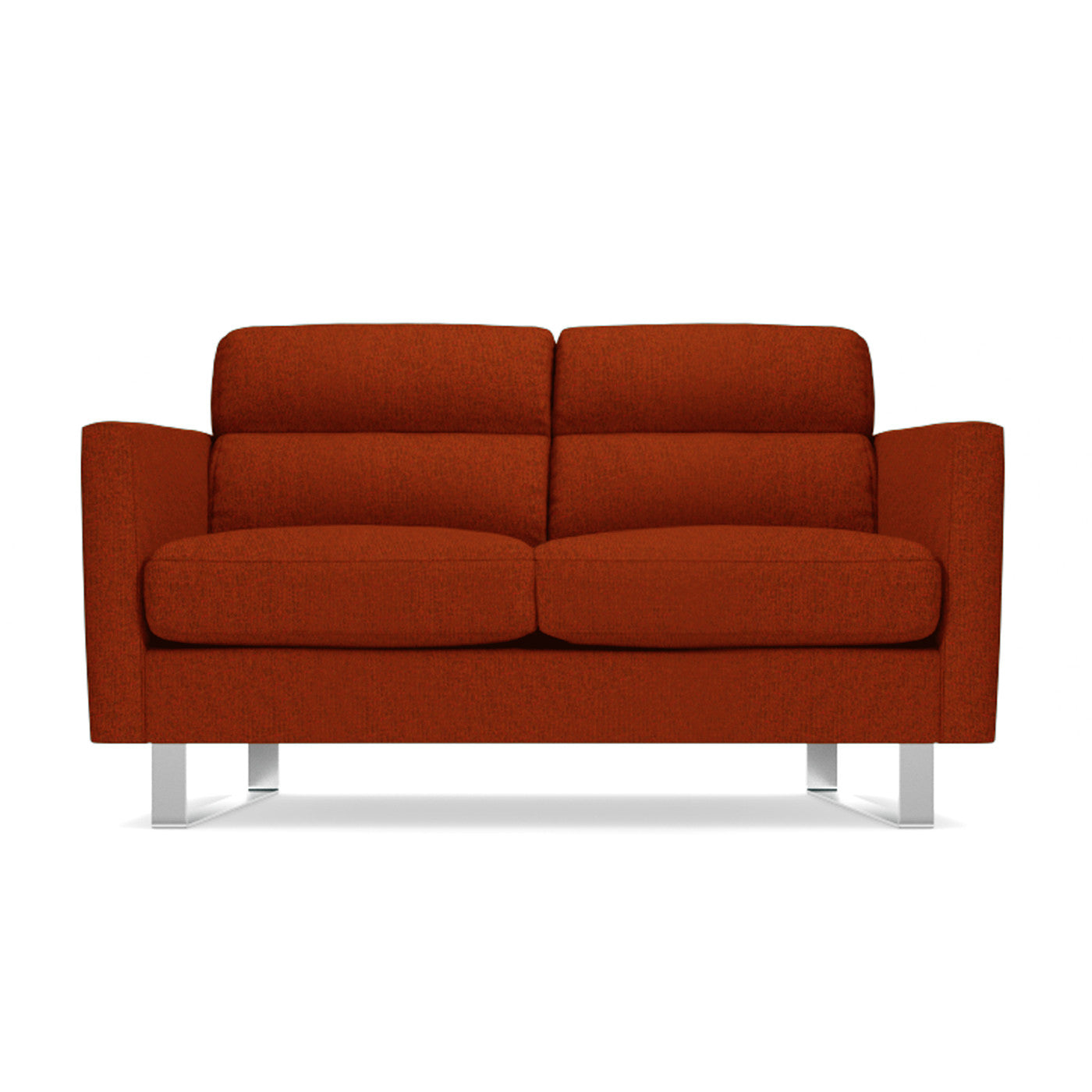 Savannah Eco-Friendly Apartment Size Sofa CHOICE OF FABRICS