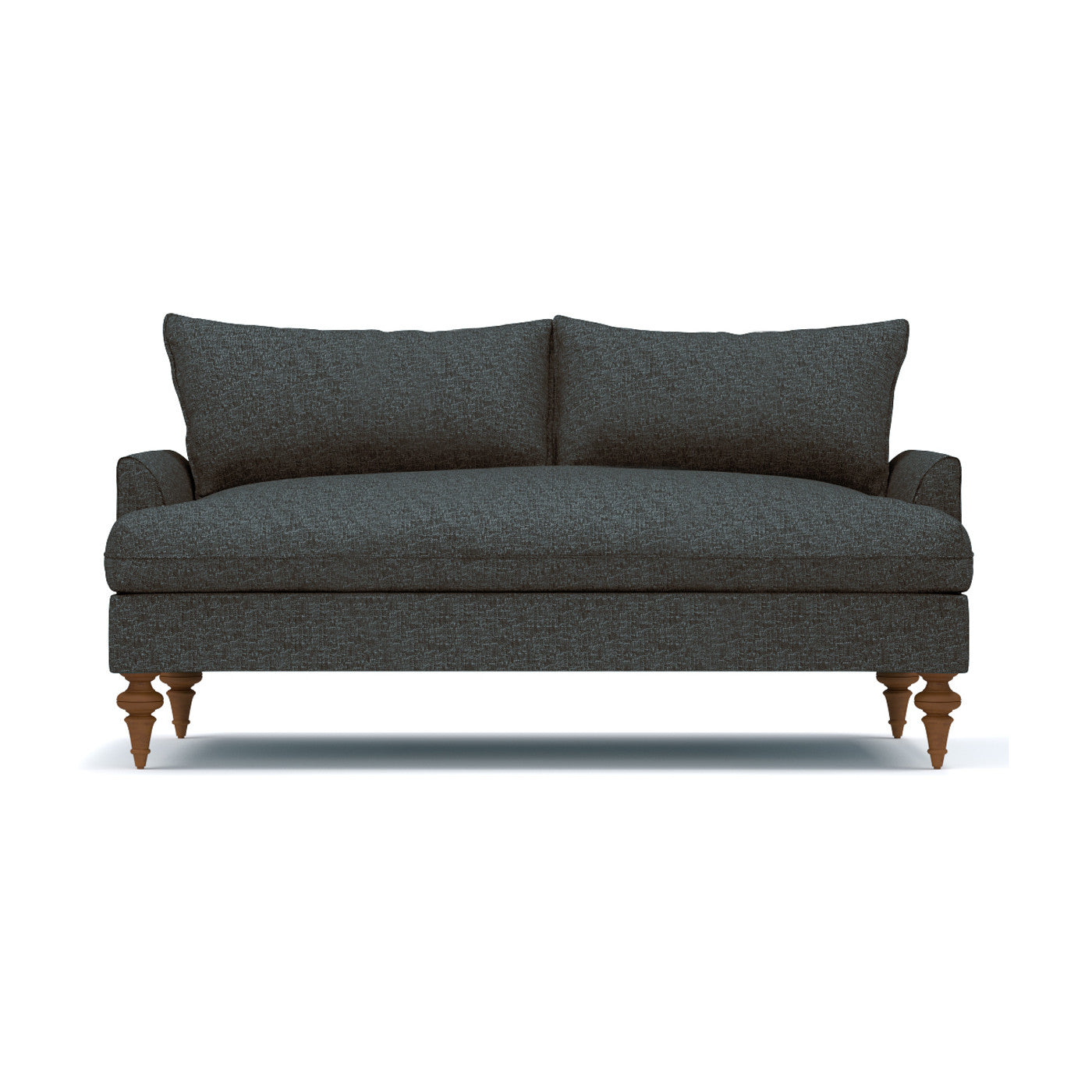 Awesome Saxon Apartment Size Sofa From Kyle Schuneman CHOICE OF FABRICS   Apt2B   13