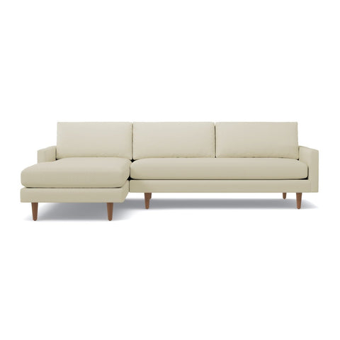 Scott 2pc Sectional Sofa LAF In BUCKWHEAT - CLEARANCE