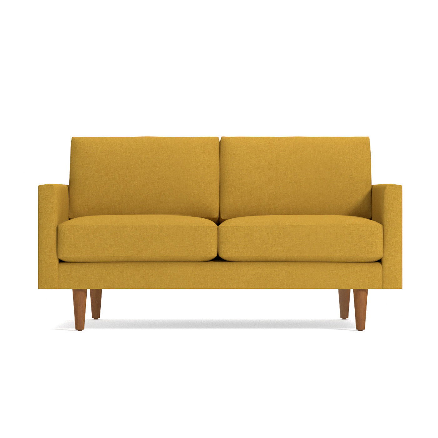 Scott Apartment Size Sofa from Kyle Schuneman CHOICE OF FABRICS