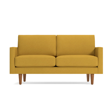 Scott Apartment Size Sofa from Kyle Schuneman CHOICE OF FABRICS - Apt2B - 1