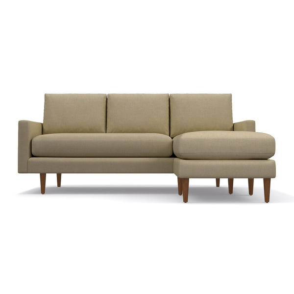 Scott Reversible Chaise Sofa From Kyle Schuneman CHOICE OF FABRICS   Apt2B    13