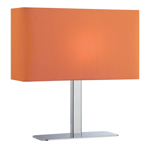 Modern table and side table lamps apt2b woodruff table lamp orange mozeypictures Image collections