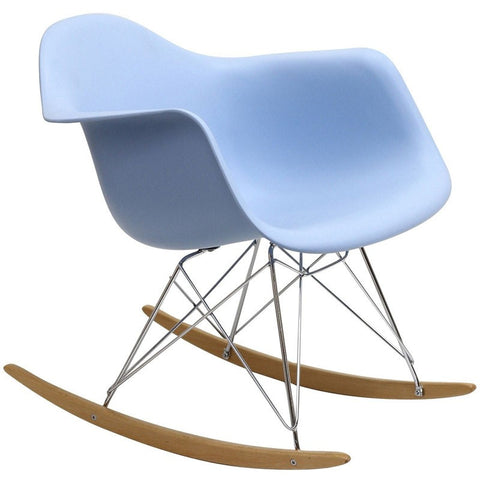 Sunset Rocking Chair BLUE - Apt2B - 1