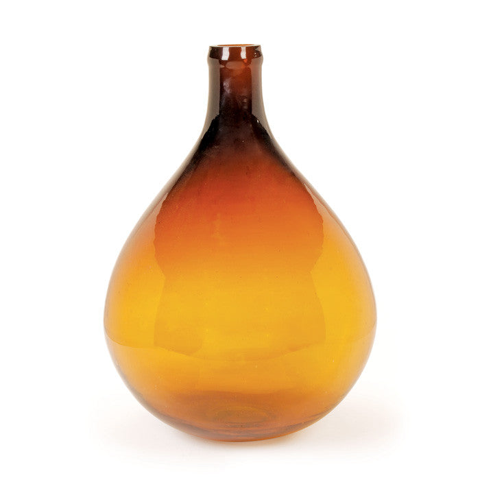 Sunset Orange Demijohn