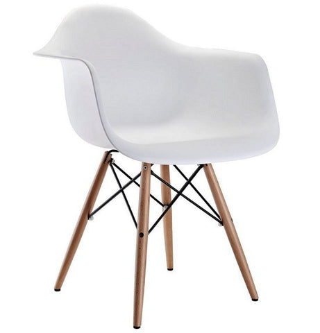 Sunset Side Chair WHITE - Apt2B - 1