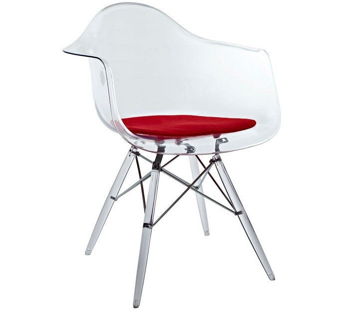 Sunset Strip Side Chair CLEAR
