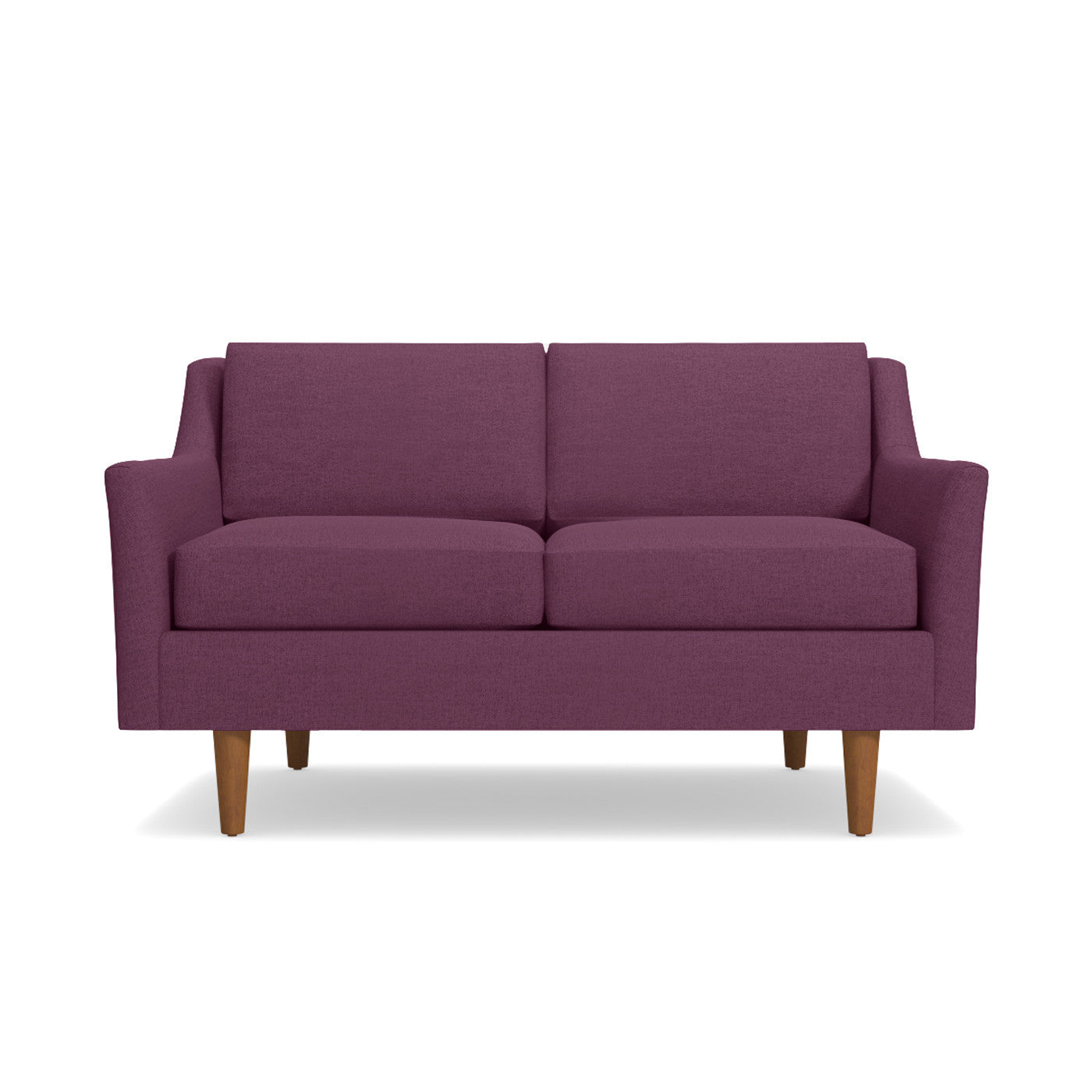 Sutton Apartment Size Sofa from Kyle Schuneman CHOICE OF FABRICS