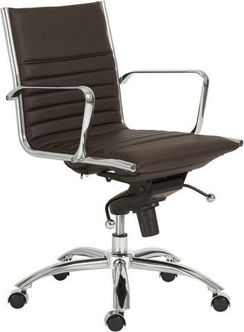 Tampa Office Chair BROWN - Apt2B - 1